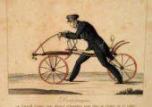 История создания первого велосипеда