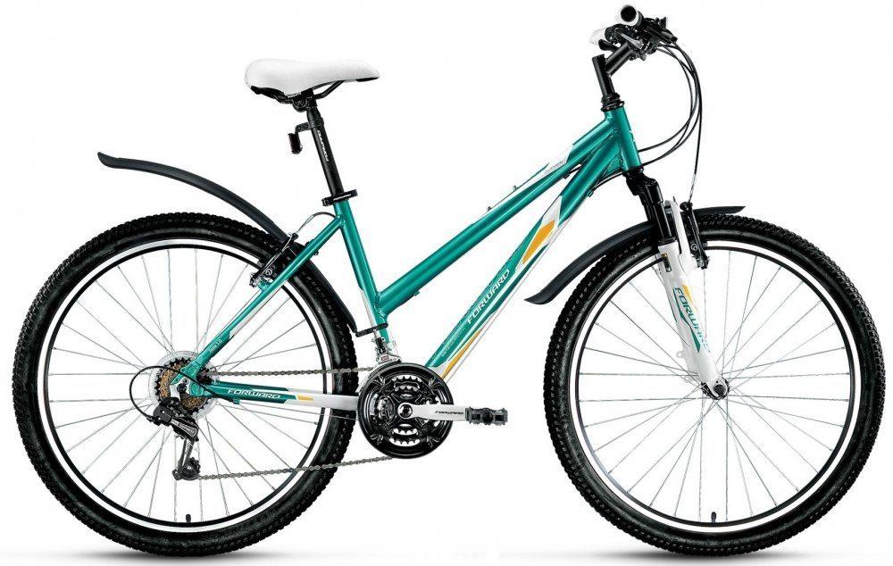 Женский велосипед Forward Jade 1.0 алюм.