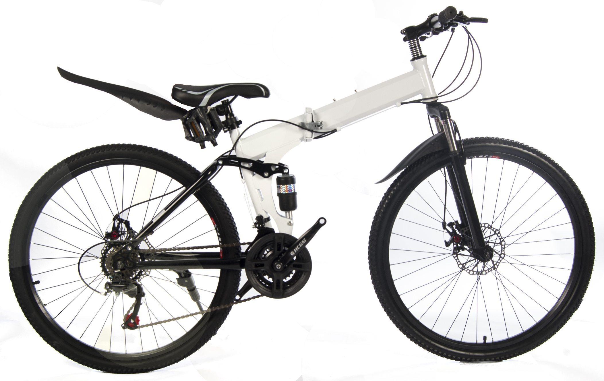 2001 Горный велосипед на спицах