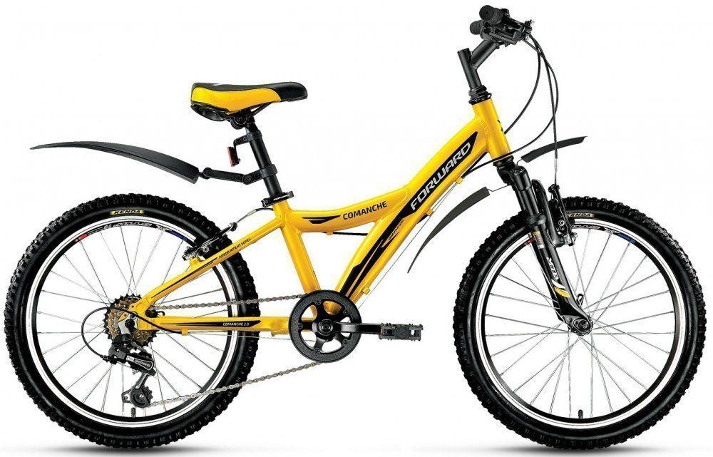 Детский велосипед Forward Comanche 2.0