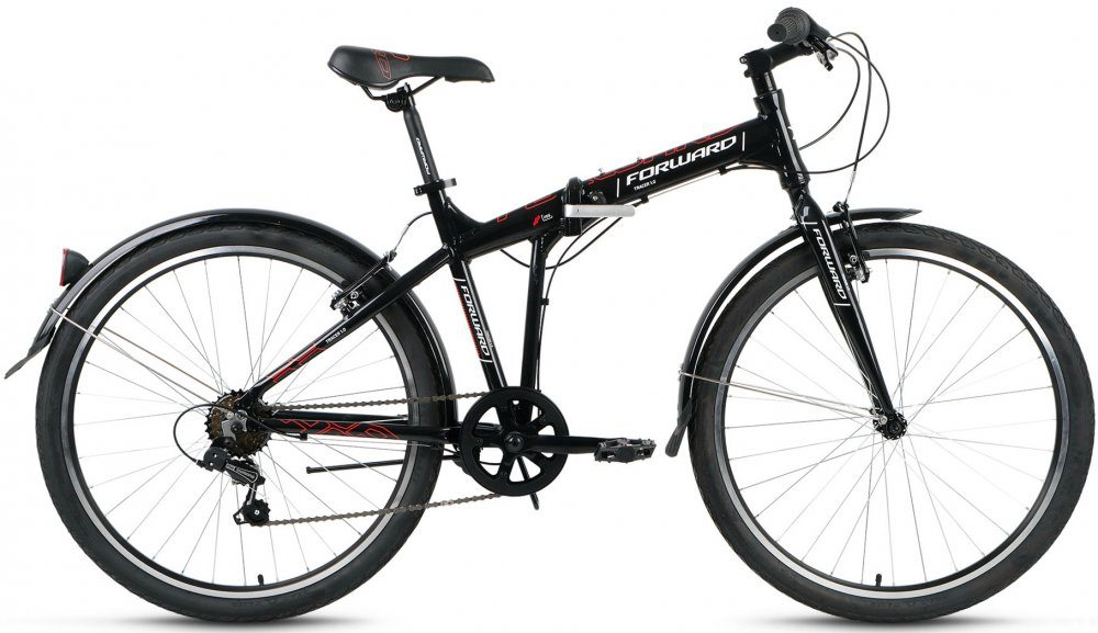 Складной велосипед Forward Tracer 1.0 скл. алюм.