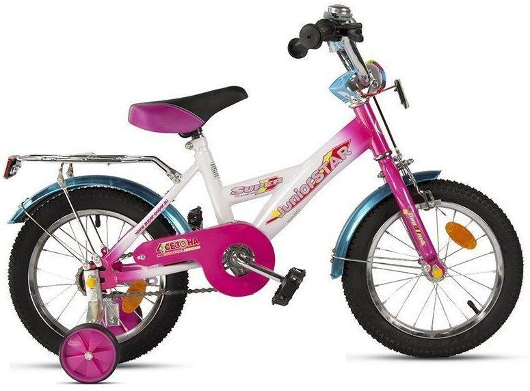 "Детский велосипед Junior Star HD-E06 14"""