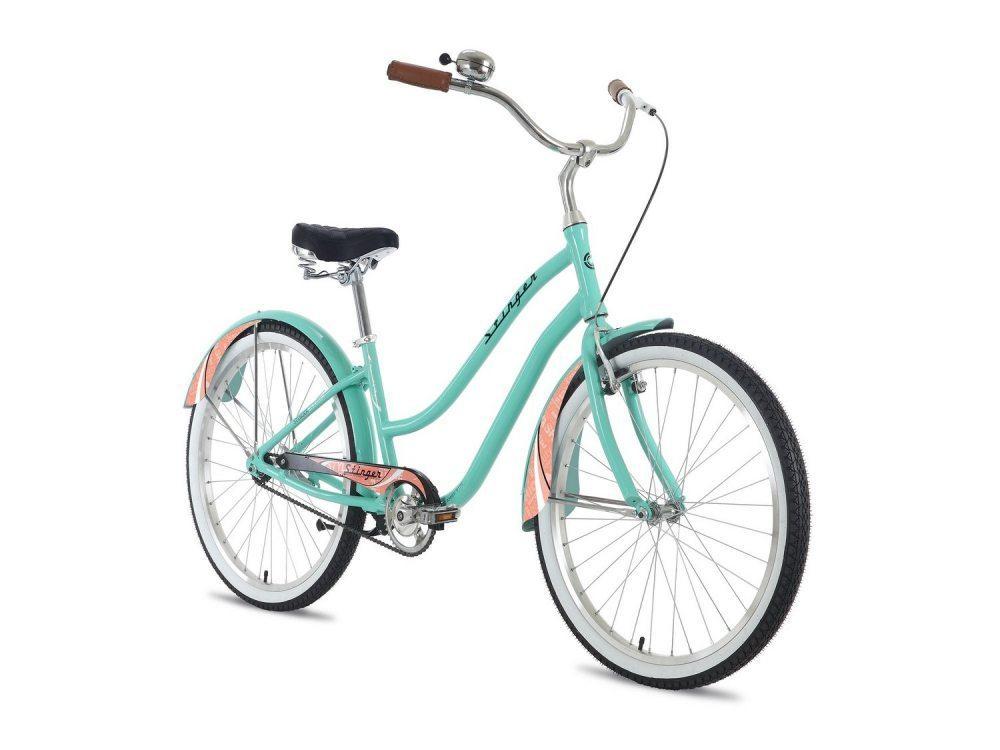"Велосипед Stinger 26"" CRUISER L алюм."