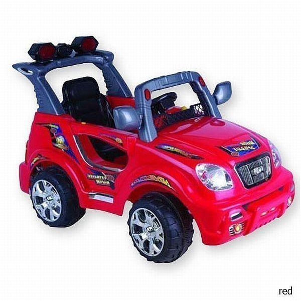 Детский электромобиль Jia-Jia Ultimate Racer 621 A