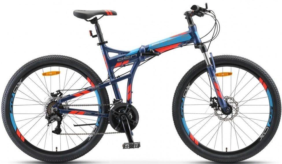 "Горный велосипед STELS Pilot 950 MD26"" V010 рама AL 2020"