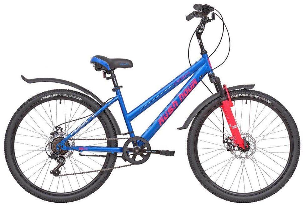 "Велосипед 26"" 6ск RUSH HOUR LADY 505 DISC ST"