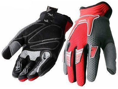 Перчатки G 8100 красные S MICHIRU (пара)
