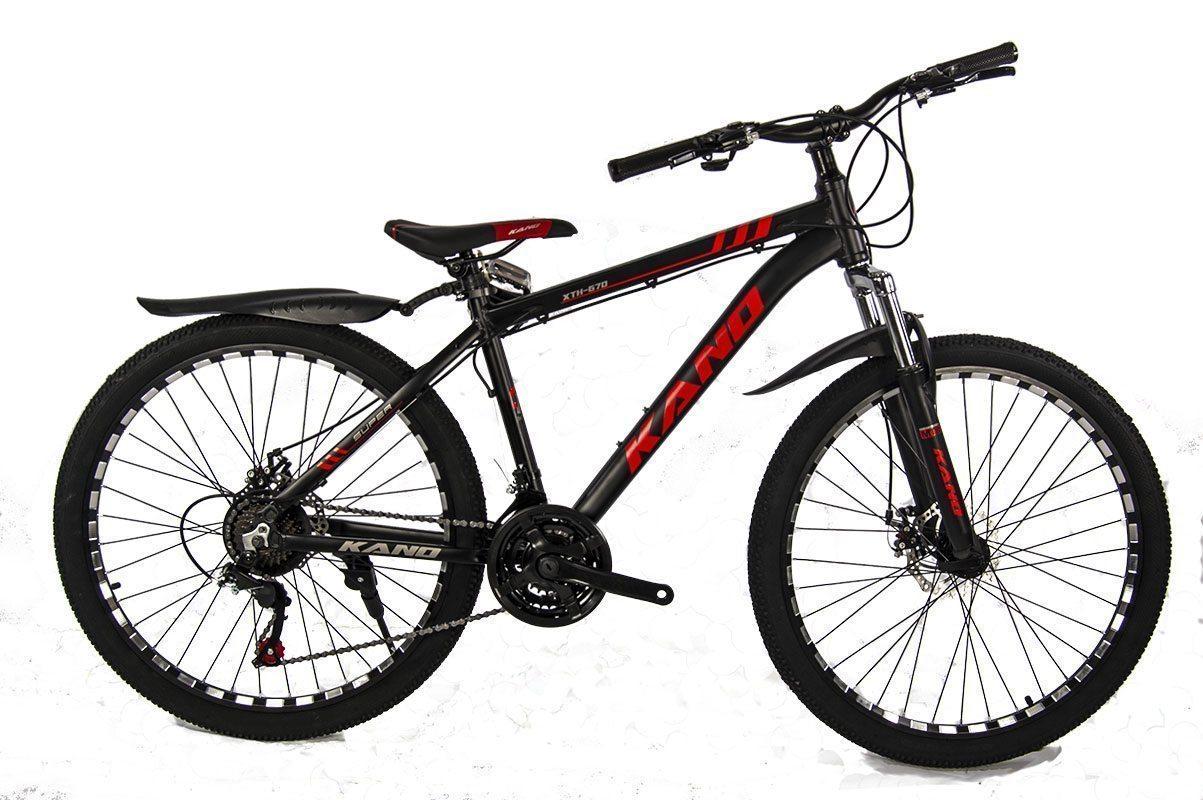 """Велосипед 26"""" KANO алюм. (5)"""
