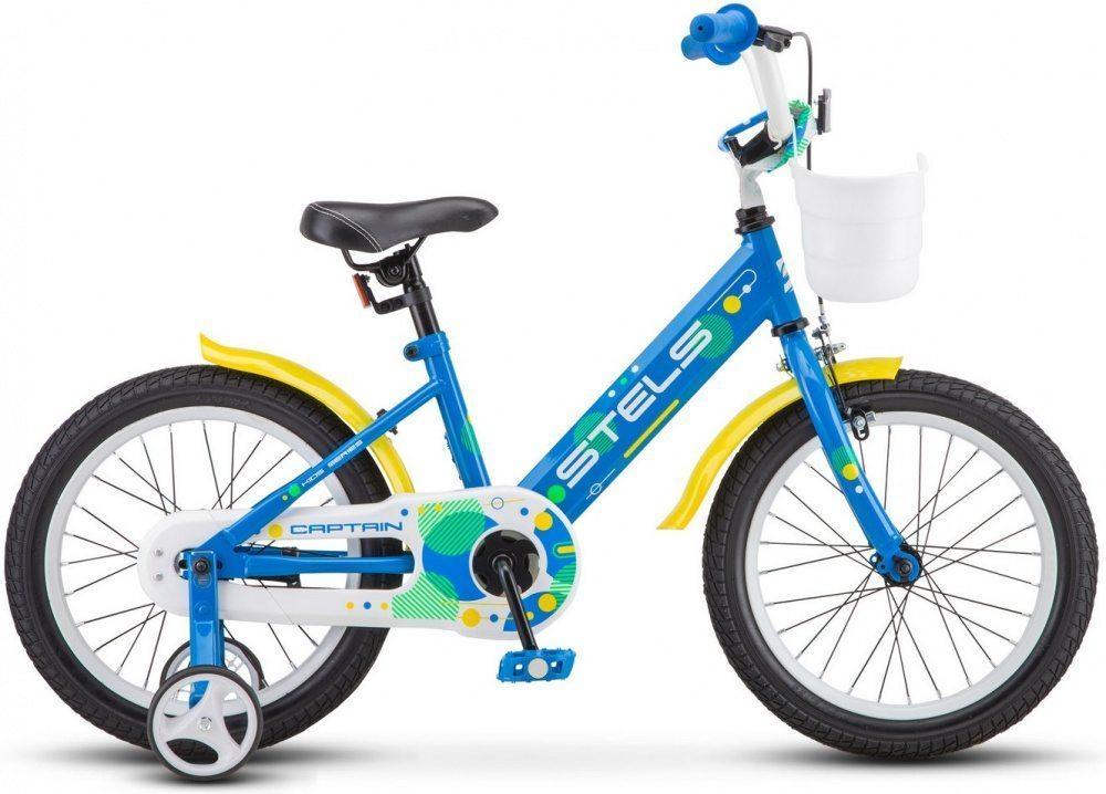 Детский велосипед 16 Stels Captain V010 (2020)