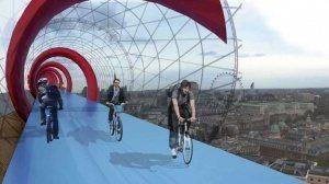 Проект SkyCycle в Лондоне