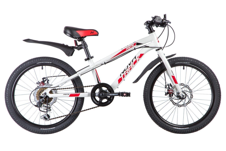 "Велосипед NOVATRACK 20"" PRIME ал. 6ск. диск.торм. ARTEK"