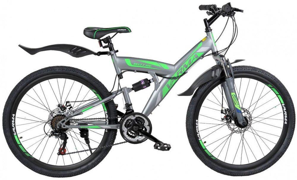 """Горный велосипед 26"""" VARMA RIVEZ V60D 21 ск. ст."""