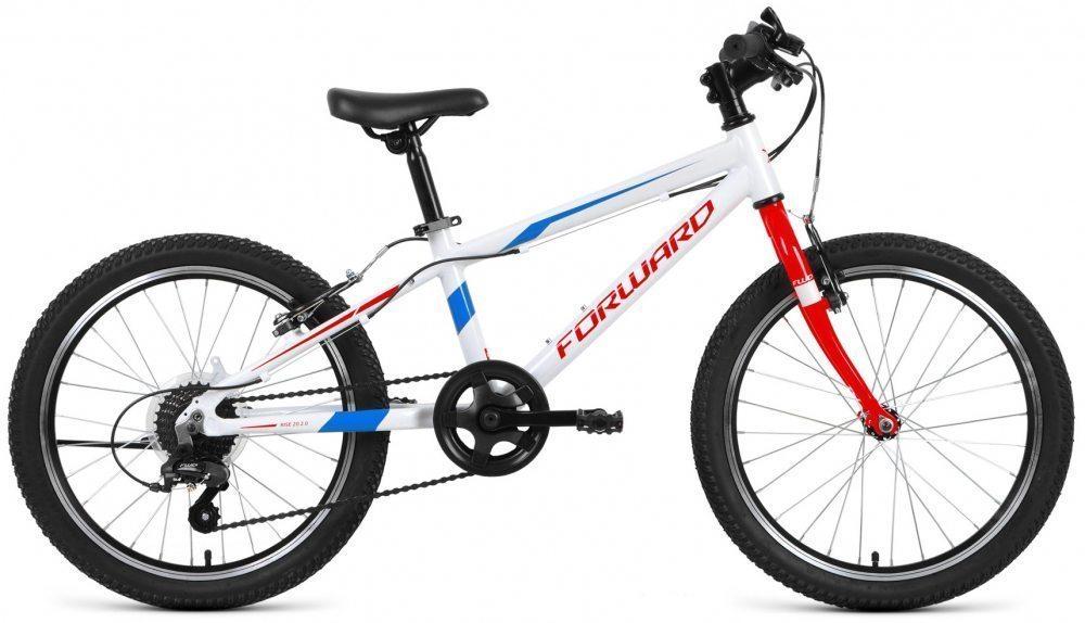 Детский велосипед Forward Rise 20 2.0 (2018-2019)