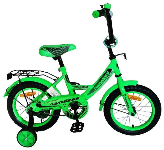 "Детский велосипед 12"" Nameless VECTOR"