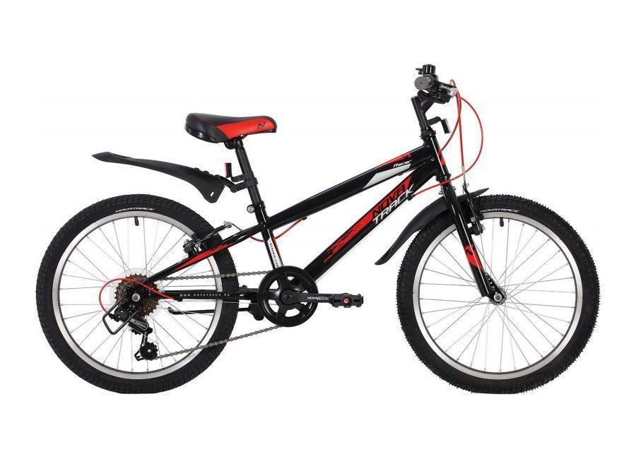 "Велосипед NOVATRACK 20"" RACER ст. 6ск. V-brake"