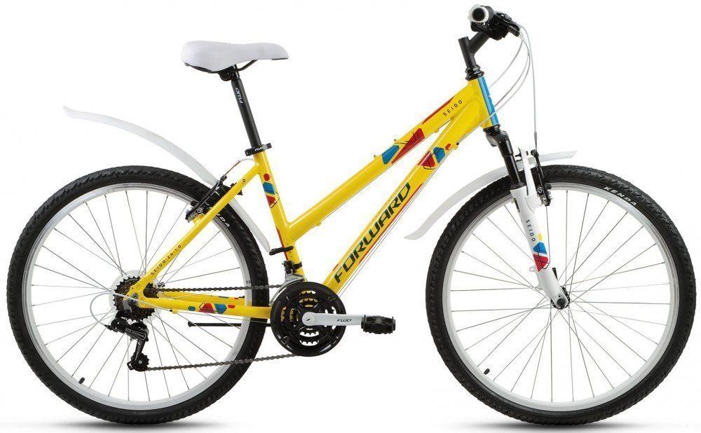 Женский велосипед Forward Seido 26 1.0