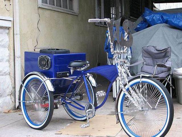 велотюнинг